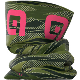 Alé Cycling Rock Tubular Headgear Men green/fluo pink